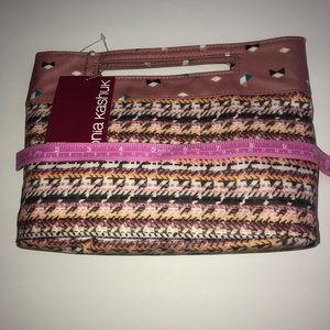 Sonia Kashuk Modern Pouch Cosmetic Makeup Bag